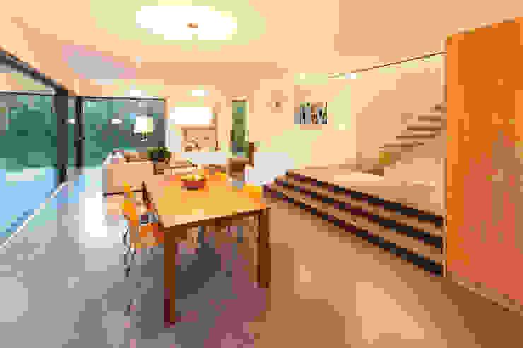 Salle à manger moderne par von Mann Architektur GmbH Moderne