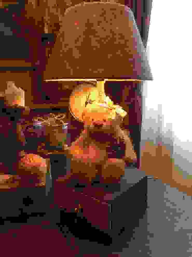 "Настольная лампа ""Миледи"" от Eco Shining Home Кантри"