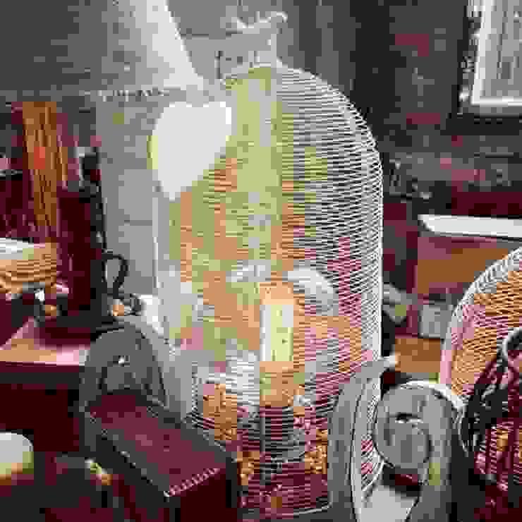 """Настольная лампа """"Прованс в моем сердце"""" от Eco Shining Home Лофт"""