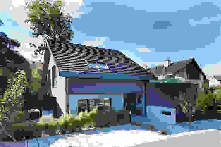 Maisons modernes par von Mann Architektur GmbH Moderne