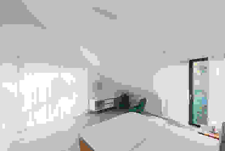 Спальни в . Автор – von Mann Architektur GmbH