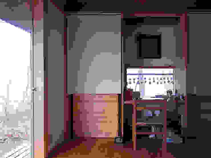 松原正明建築設計室 Scandinavian style bedroom