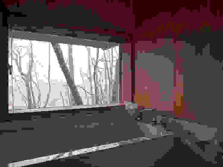 松原正明建築設計室 Asian style bathrooms