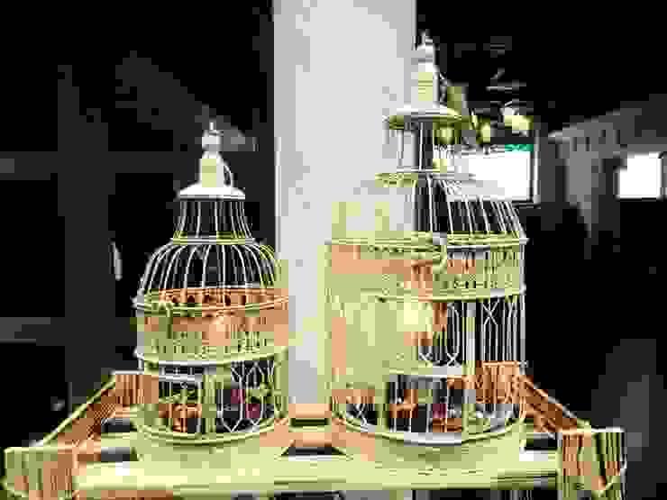 "Настольная лампа ""Восточная сказка Maxi"" от Eco Shining Home Лофт"