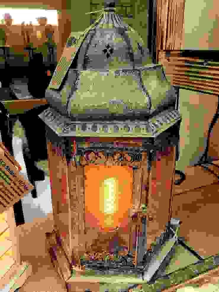 """Настольная лампа-бра """"Тысяча и одна ночь"""" от Eco Shining Home Азиатский"""