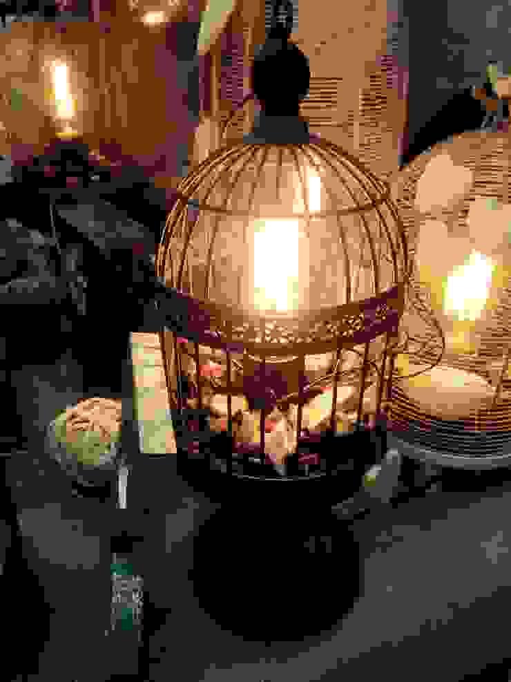 """Настольная лампа """"Мое сердце всегда с тобой"""" от Eco Shining Home Лофт"""