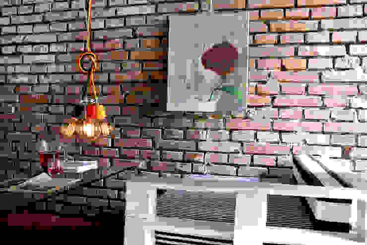 Lampy sufitowe imindesign w lofcie: styl , w kategorii  zaprojektowany przez IMIN,Industrialny