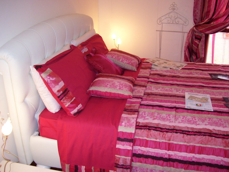 MARA GAGLIARDI 'INTERIOR DESIGNER' BedroomBeds & headboards