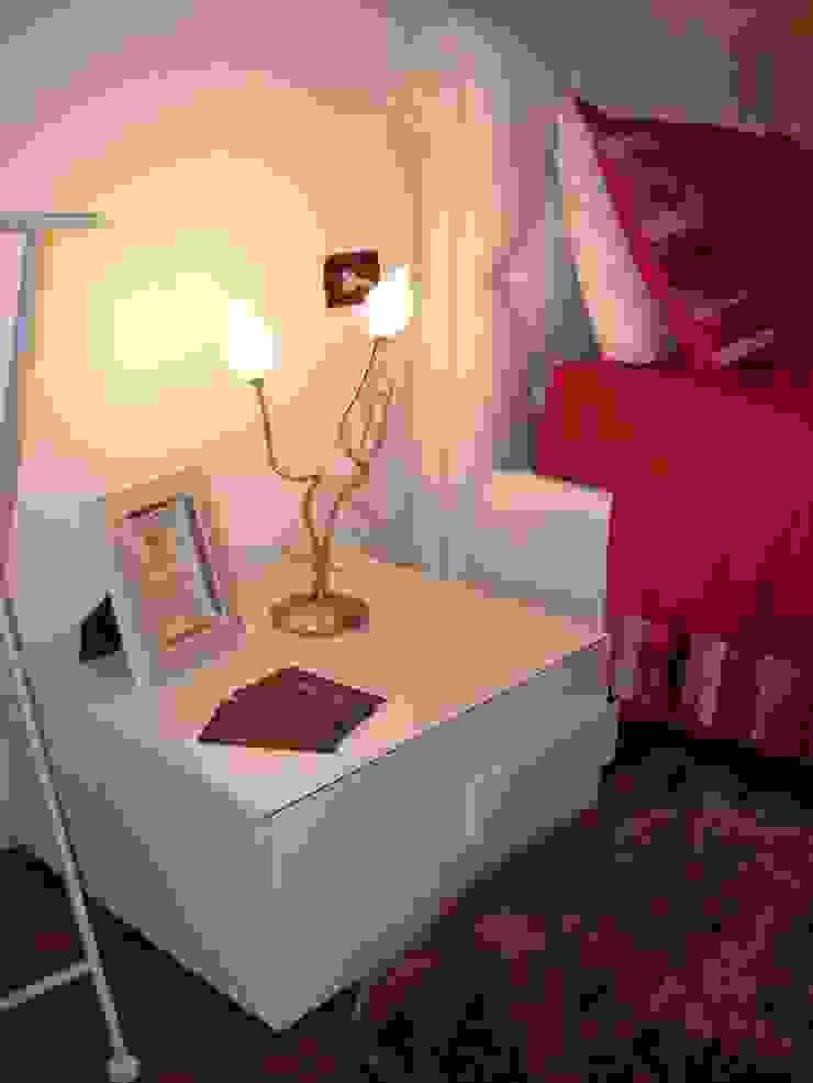 MARA GAGLIARDI 'INTERIOR DESIGNER' BedroomBedside tables