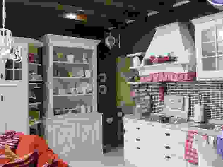MARA GAGLIARDI 'INTERIOR DESIGNER' Rustic style offices & stores