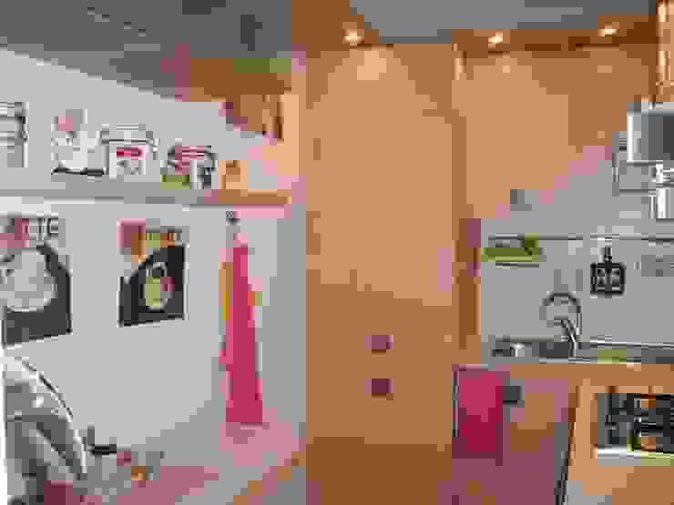 MARA GAGLIARDI 'INTERIOR DESIGNER' Modern kitchen