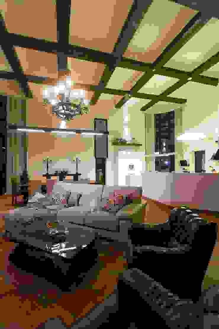 Студия интерьерного декора PROSTRANSTVO U Living room