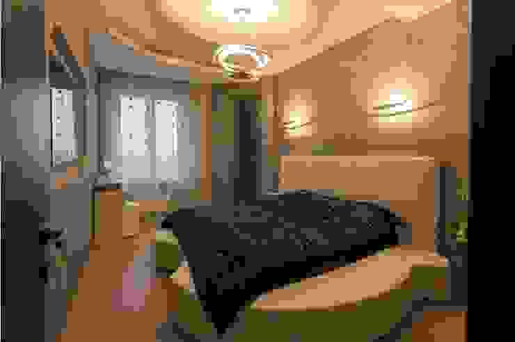 Студия интерьерного декора PROSTRANSTVO U Minimalist bedroom
