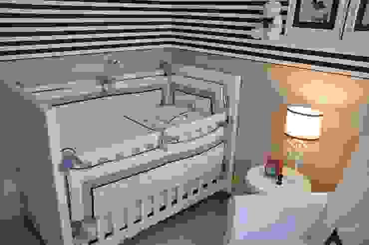 Quarto Marinheiro Quarto infantil moderno por Juliana Farias Arquitetura Moderno