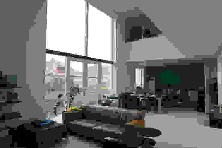 Huis in Harkstede, foto Wouter van der Sar Moderne huizen van RVDV architectuur Modern