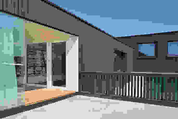 terrasse von moos giuliani herrmann architekten
