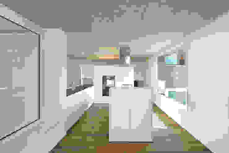 küche von moos giuliani herrmann architekten