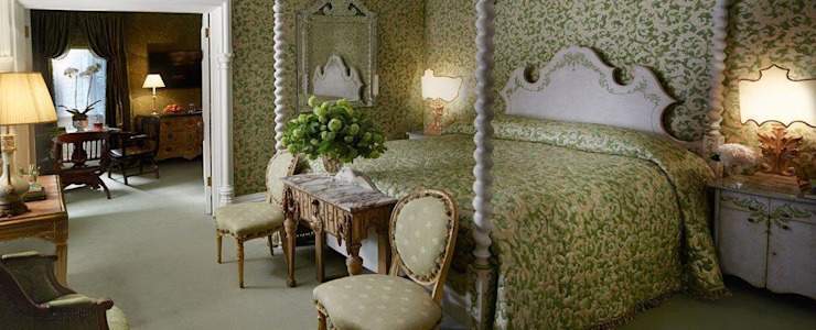 Ashford Castle – Ireland – Porte Italia Interiors PORTE ITALIA INTERIORS Klasik
