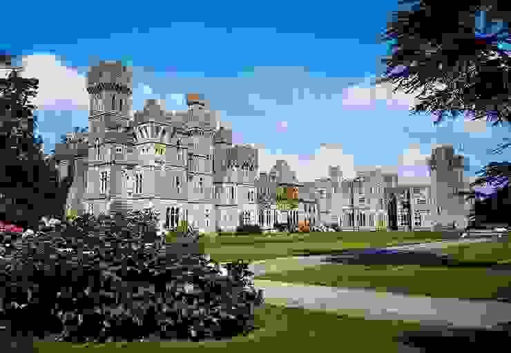 Ashford Castle – Ireland – Porte Italia Interiors Klasik Oteller PORTE ITALIA INTERIORS Klasik