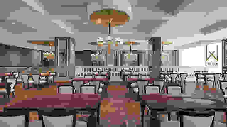 Saray Restaurant / Ankara W DESIGN İÇ MİMARLIK Klasik