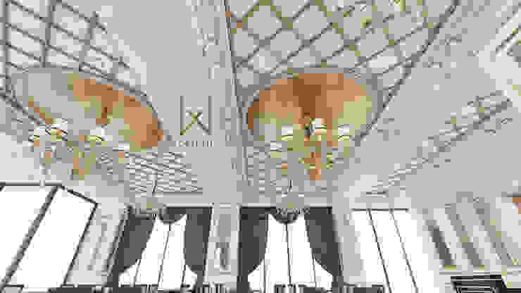 Saray Restaurant / Samsun W DESIGN İÇ MİMARLIK Klasik