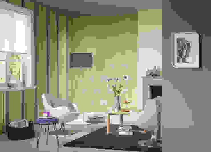 Salones de estilo moderno de TAPETENMAX® - Kröger GmbH Moderno