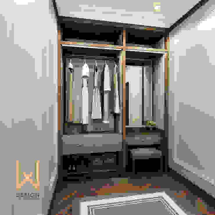 Sinop Valilik Binası Klasik Giyinme Odası W DESIGN İÇ MİMARLIK Klasik