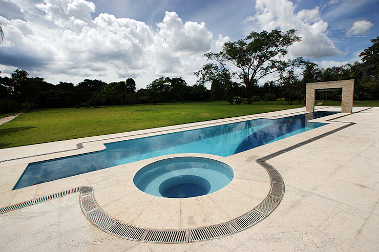 Casa Unifamiliar por Arina Araujo Arquitetura e Interiores