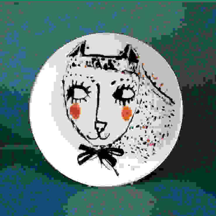 Girl cat Katy Leigh CuisineCouverts, vaisselle et verrerie