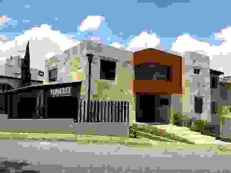 Casa en Interlomas Revah Arqs Casas modernas