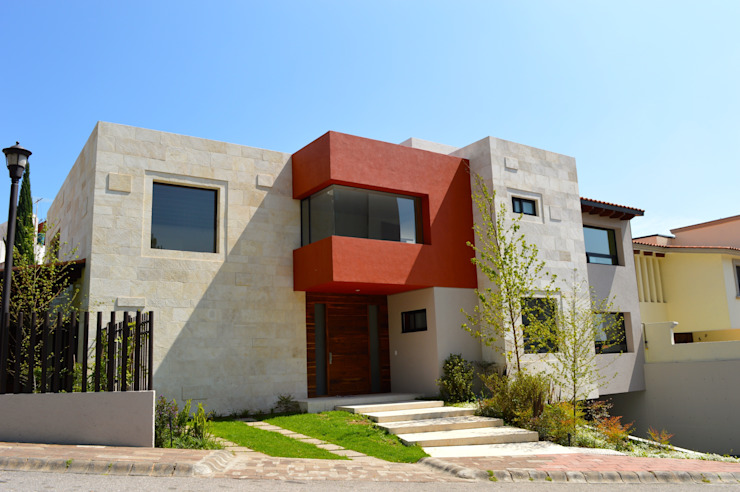 Houses by Revah Arqs, Modern