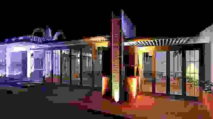 Fachada Exterior 1 de Arquitectos I + A Clásico