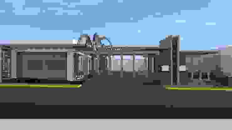 Fachada Exterior 2 de Arquitectos I + A Clásico