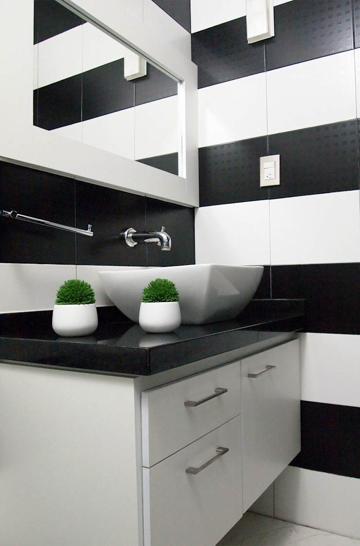 modern  by Amarillo Interiorismo, Modern