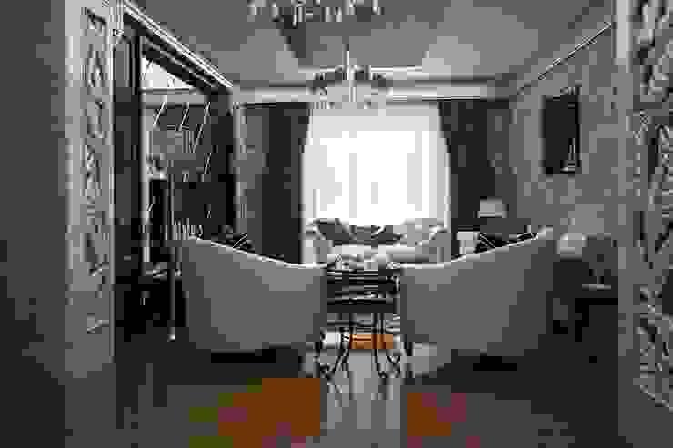 Klasik Salon Mimari Tasarımı Ali İhsan Değirmenci Creative Workshop Klasik