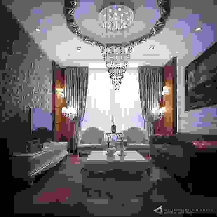 Salones de estilo  de Ali İhsan Değirmenci Creative Workshop,