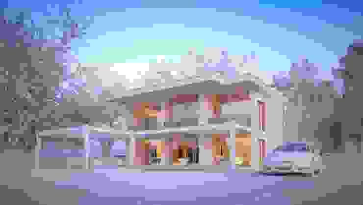 Ali İhsan Değirmenci Creative Workshop – Modern Dış Mimari Tasarımı: modern tarz , Modern