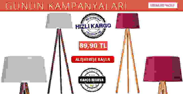 Housemax 3 Ayaklı Lambader ve Yer lambası ürün modelleri Housemax Tropikal