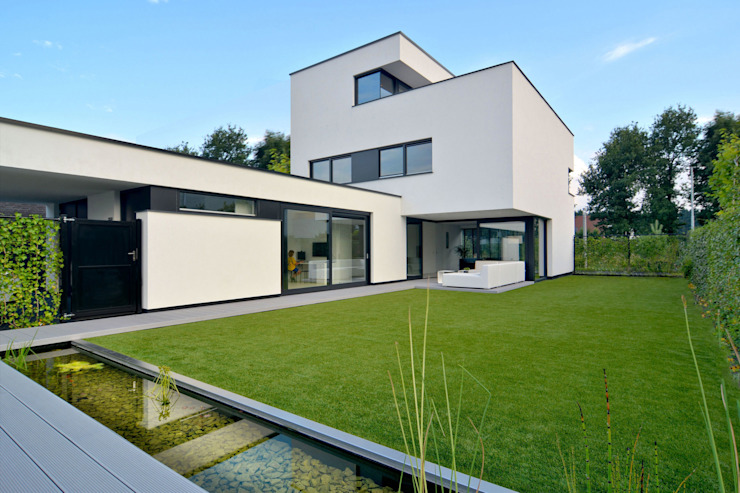 CKX architecten บ้านและที่อยู่อาศัย