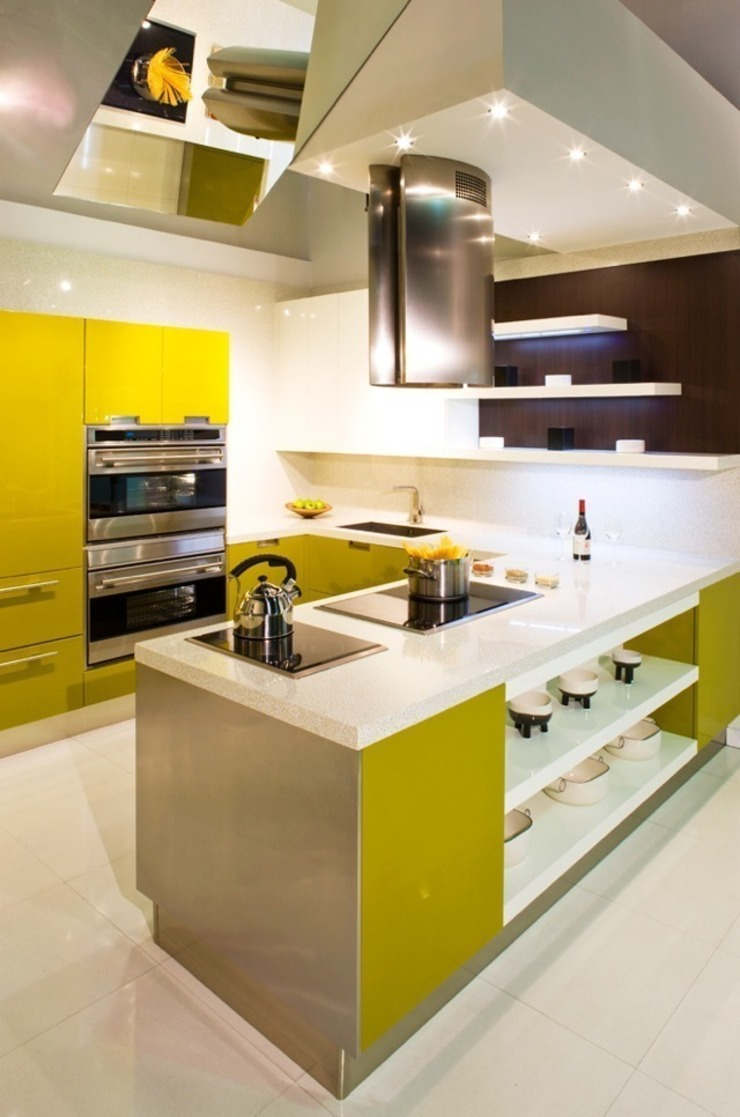 trend group Modern kitchen