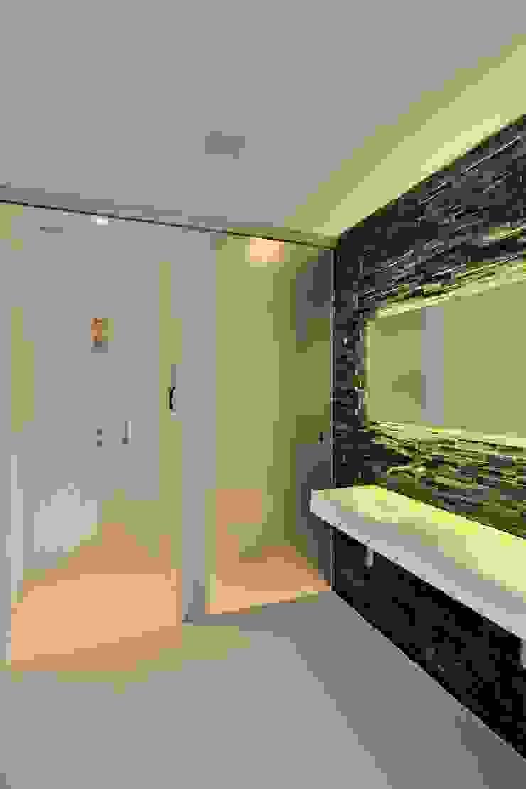 CKX architecten Moderne Badezimmer