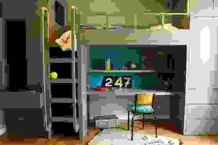 Nursery/kid's room by DESJEUX DELAYE, Modern