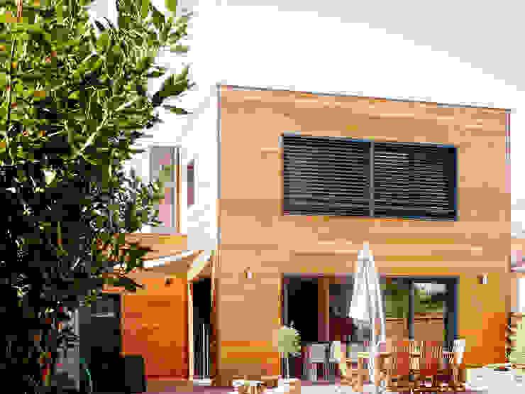 MAISON L33 Maisons modernes par Cendrine Deville Jacquot, Architecte DPLG, A²B2D Moderne
