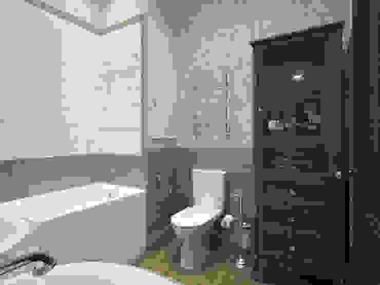 Salle de bain classique par Олег Елфимычев Classique