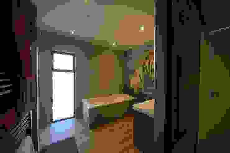 badkamer benedenverdieping van Addition bv Industrieel