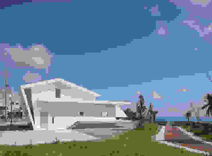 周辺環境 モダンな 家 の 森裕建築設計事務所 / Mori Architect Office モダン