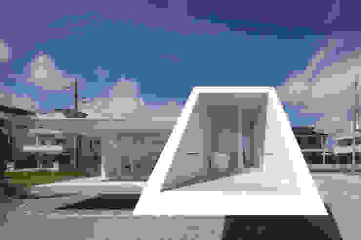 外観 モダンな 家 の 森裕建築設計事務所 / Mori Architect Office モダン