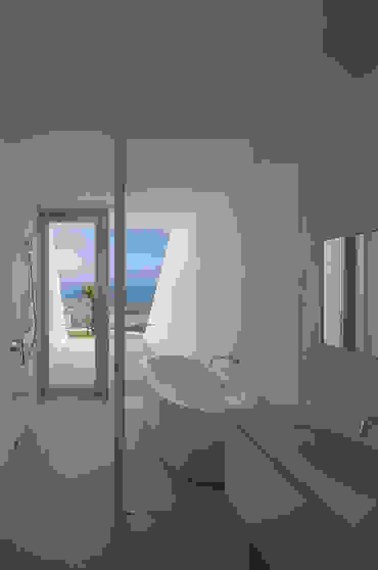 洗面・浴室 モダンスタイルの お風呂 の 森裕建築設計事務所 / Mori Architect Office モダン