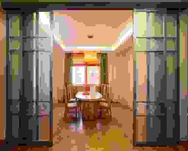 Fenêtres & Portes originales par Ольга Макарова (Экодизайн) Éclectique