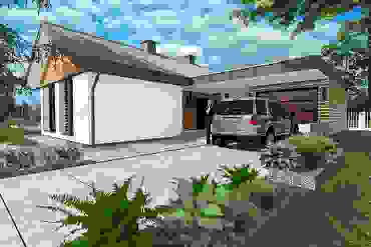 ABC Pracownia Projektowa Bożena Nosiła - 1 Classic style houses